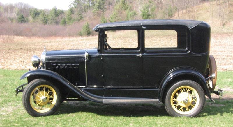 1930 Model A Tudor