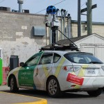 There really is a Google car.