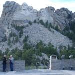 Larry and Linda at Mt Rushmore