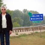 Linda back in Wisconsin