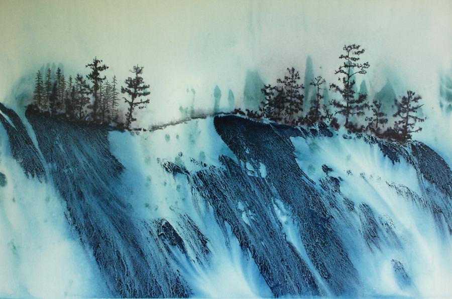 Boreal Cliff