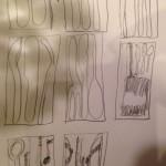 Toms fridg, silverware theme