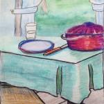 Tom's fridg color study