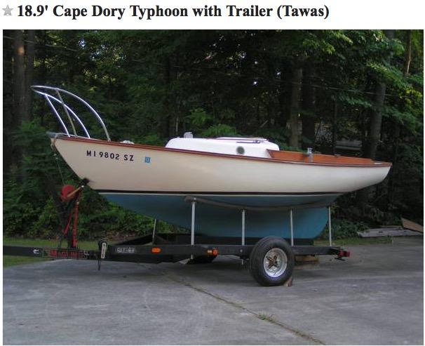 Cape Dory Typhoon