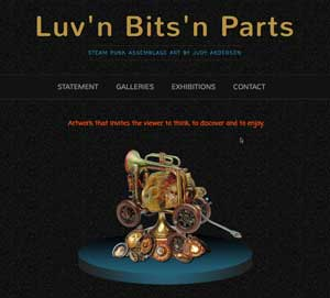 luvnbitsnparts.com homepage